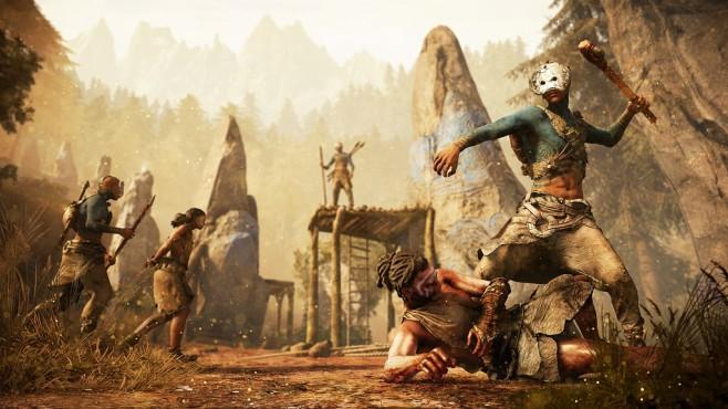 Far Cry Primal ©Ubisoft
