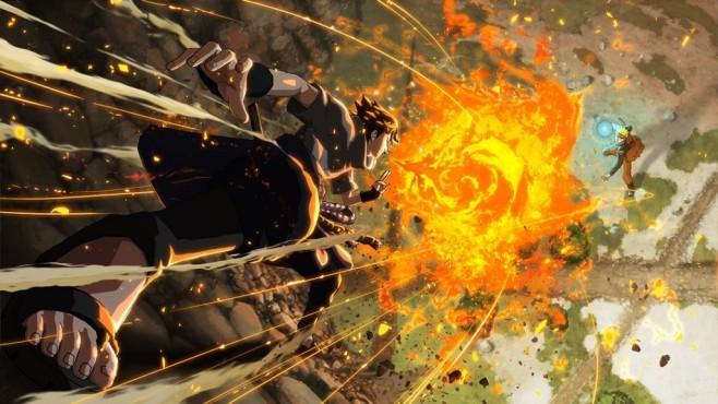 Naruto Shippuden – Ultimate Ninja Storm 4 ©Bandai Namco