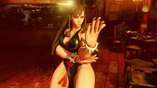Street Fighter 5 ©Capcom