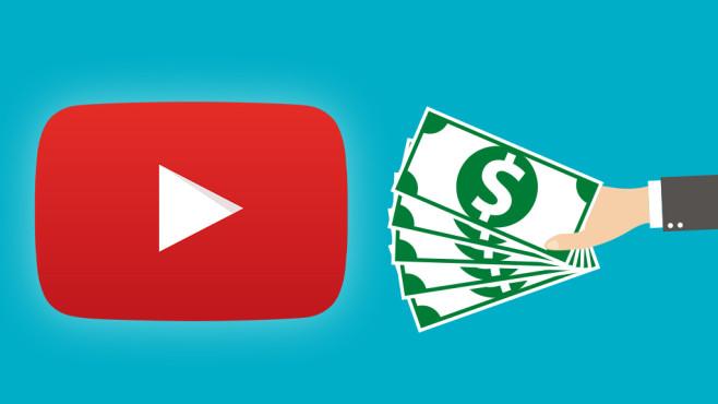 YouTube ermöglicht Spenden©YouTube, penguiiin- Fotolia.com