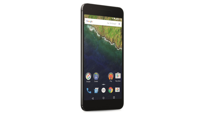 Huawei Nexus 6P ©Huawei, Google
