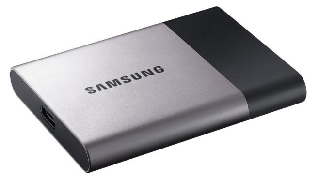 Samsung Portable SSD T3 ©Samsung