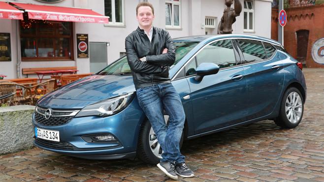 Opel Astra©COMPUTER BILD
