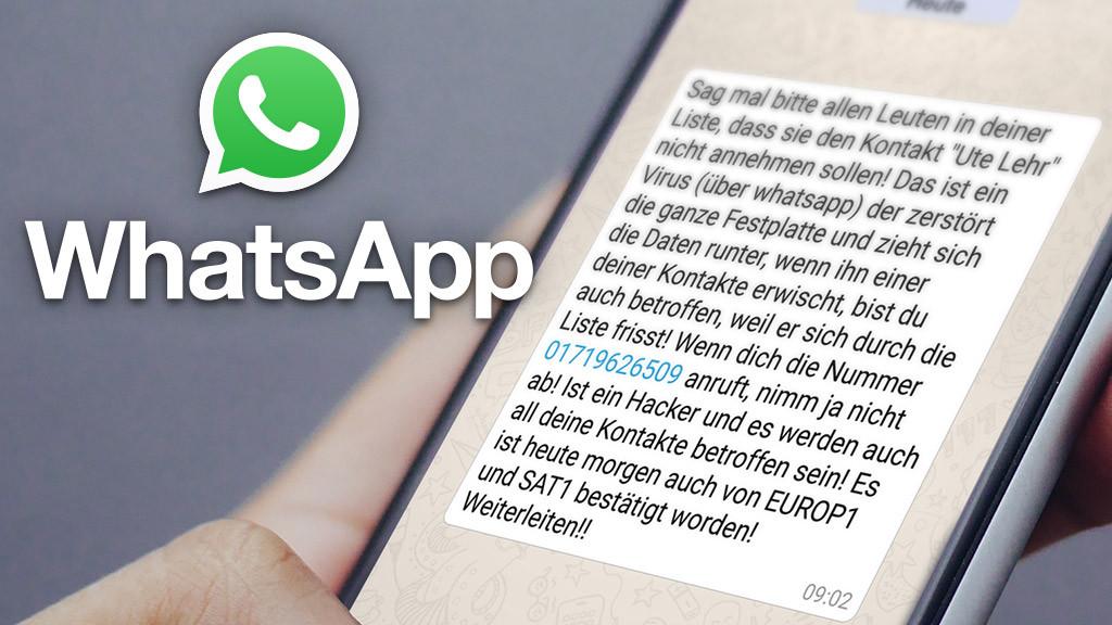 Whatsapp Neue Betrugsmasche Im Umlauf Computer Bild