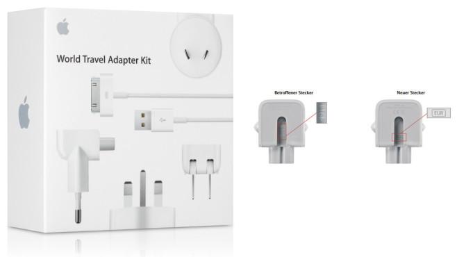 Apple Travel Kit©Apple