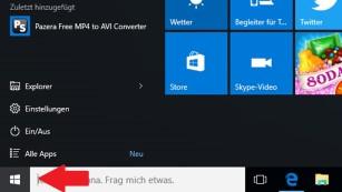 Windows 10: Startbutton reagiert nicht – das hilft©COMPUTER BILD