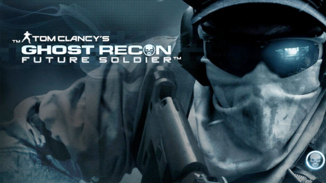 Ghost Recon – Future Soldier: Logo©Ubisoft
