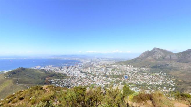 15. Kapstadt (Südafrika)©Google