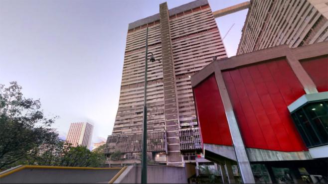 2. Caracas (Venezuela) ©Google