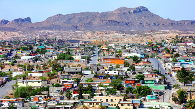 20. Juárez (Mexiko) ©©istock.com/DenisTangneyJr