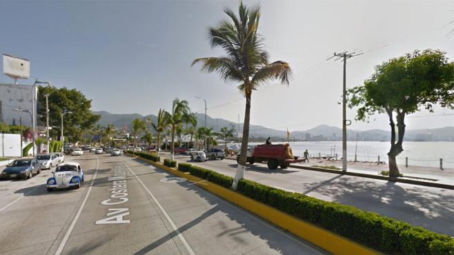 3. Acapulco (Mexiko) ©Google