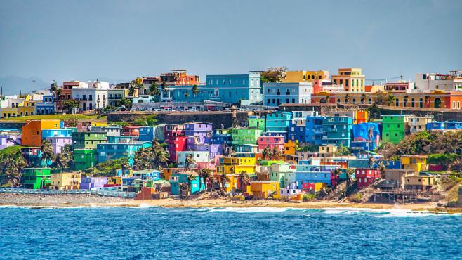 32. San Juan (Puerto Rico) ©©istock.com/Martin Wheeler