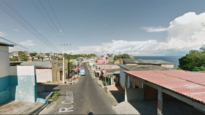 34. Manaus (Brasilien) ©Google