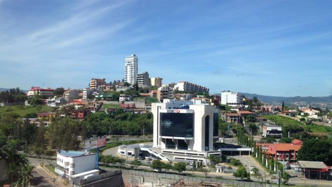 35. Distrito Central (Honduras) ©Google