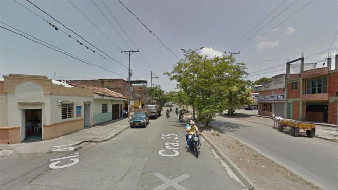 37. Palmira (Kolumbien) ©Google