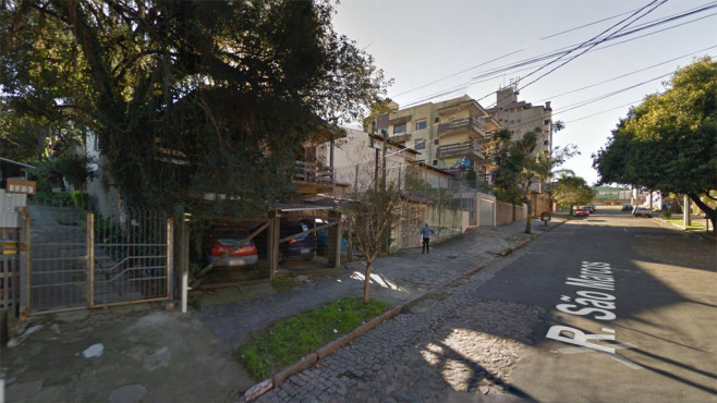 39. Porto Alegre (Brasilien) ©Google