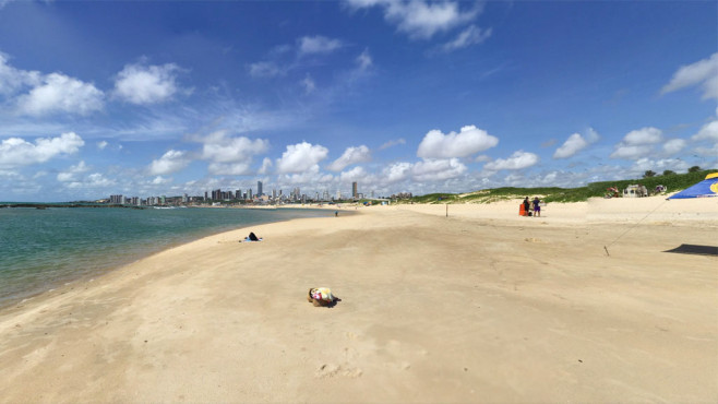 4. Natal (Brasilien) ©Google
