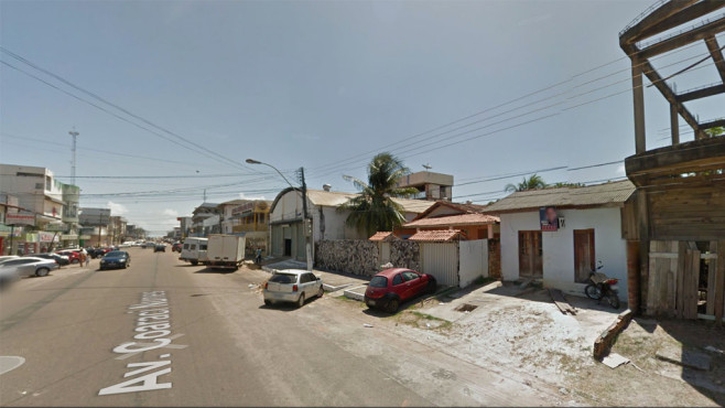 40. Macapá (Brasilien) ©Google