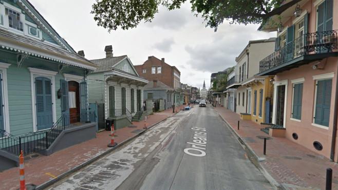 41. New Orleans (USA) ©Google