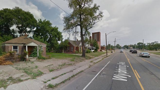 42. Detroit (USA) ©Google