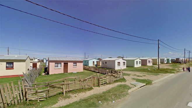 46. Nelson Mandela Bay (Südafrika) ©Google