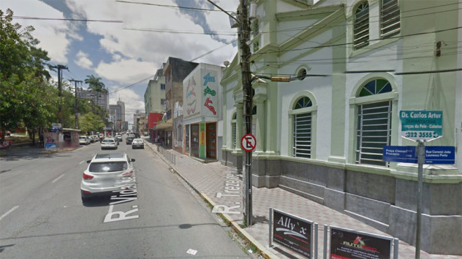47. Campina Grande (Brasilien) ©Google