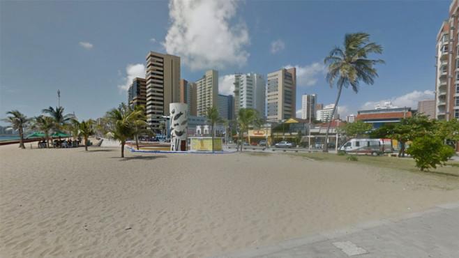 7. Fortaleza (Brasilien) ©Google