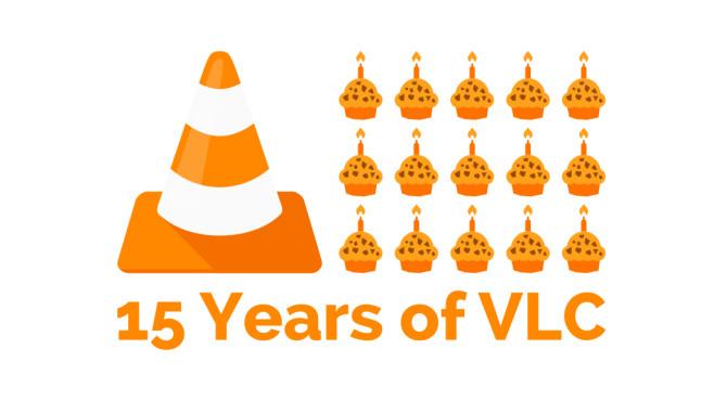 15 Jahre VLC als Open Source©videolan.org