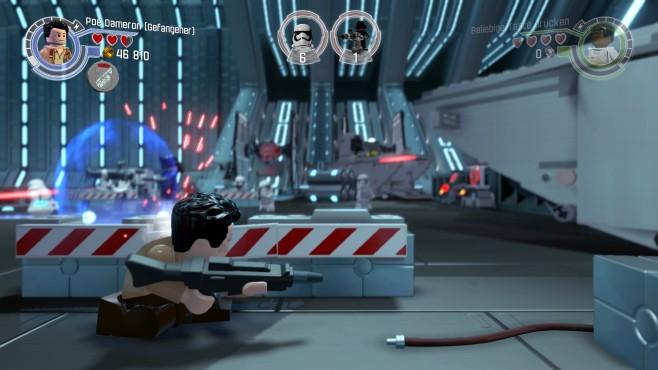 Lego Star Wars – Das Erwachen der Macht©Warner Bros. Interactive