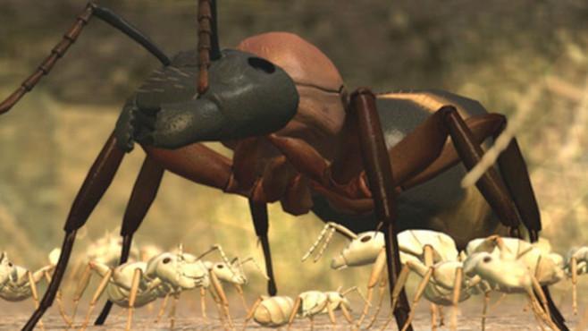 Ant Simulator©ETeeski LLC