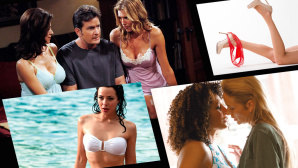Sex in Serie: Erotische TV-Reihen © Sony Pictures, Twenthieth Century Fox,, ©istock.com/kurga,