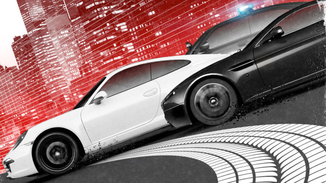 Need for Speed – Most Wanted: Cover©EA