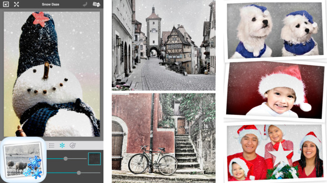 Snow Daze ©JixiPix Software