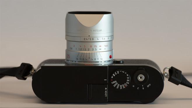 Leica M (Typ 262)©COMPUTER BILD