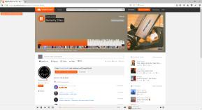 SCDL SoundCloud Downloader für Firefox