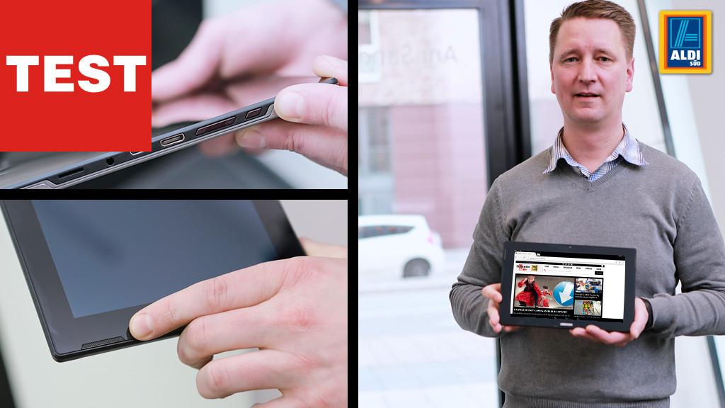 medion lifetab s10366 aldi tablet test computer bild. Black Bedroom Furniture Sets. Home Design Ideas