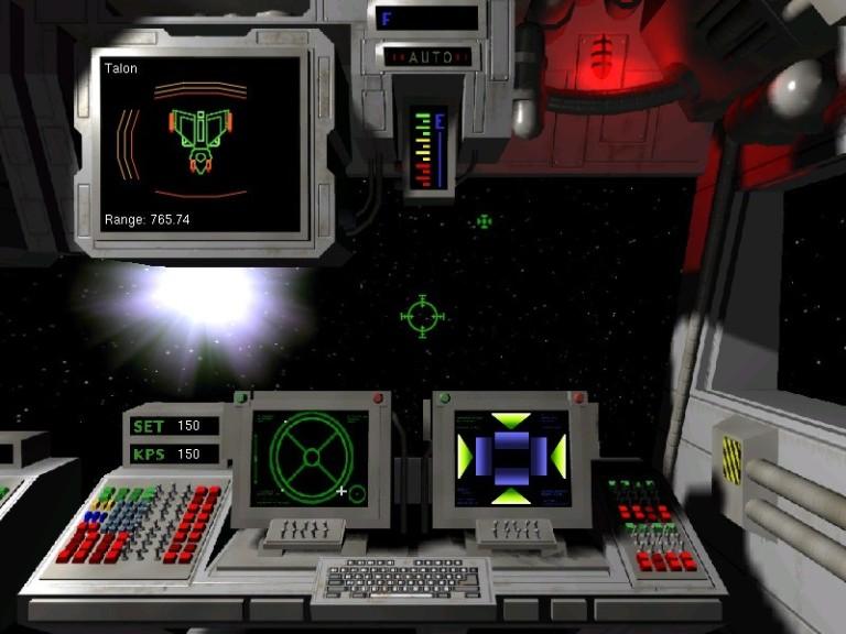 Screenshot 1 - Wing Commander: Privateer Gemini Gold