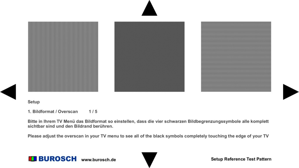 Screenshot 1 - Burosch Full-HD-Testbilder