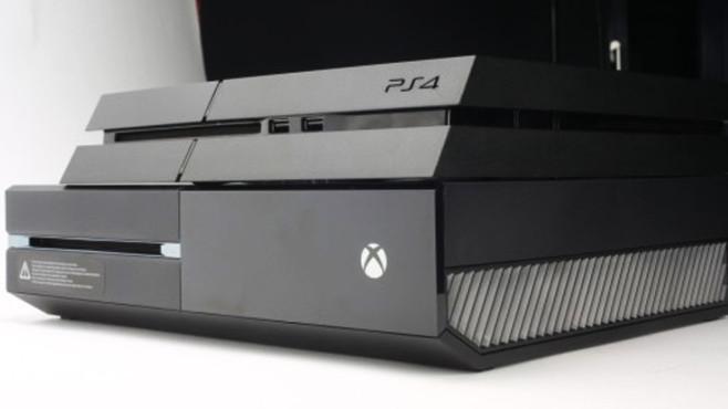 PS4 und Xbox One: Duo©Computerbild.de
