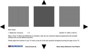 Burosch Ultra-HD-TV-Testbilder (4K)