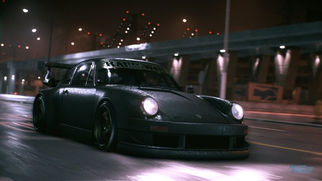 Need for Speed ©Electronic Arts