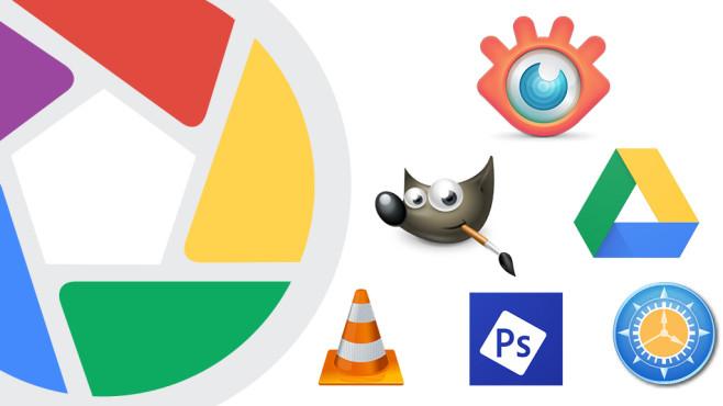 Google Picasa: Support eingestellt©Google, IrfanView, GIMP, VLC, Adobe, freeCommander