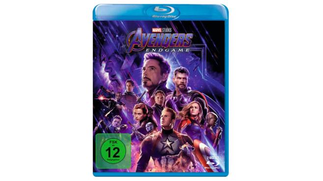 Blu-ray-Filme ©Amazon