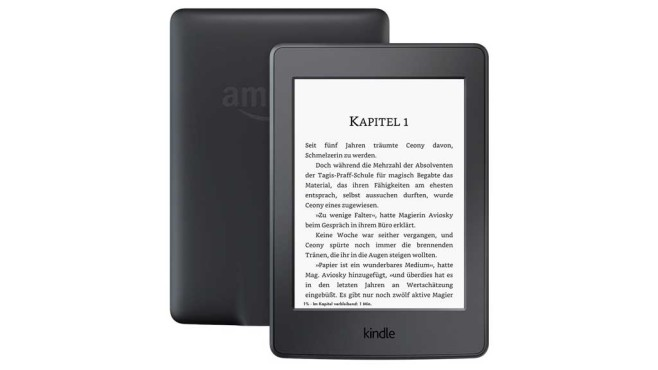 Kindle-Shop © Amazon