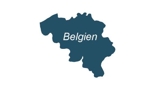Belgien ©kartoxjm – Fotolia.com