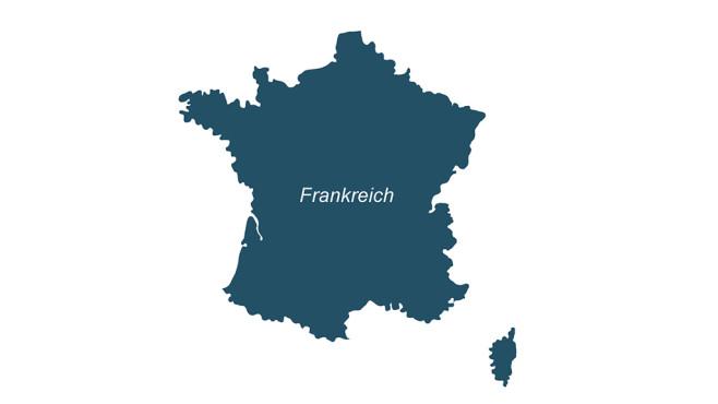 Frankreich ©kartoxjm – Fotolia.com
