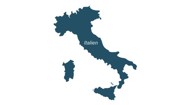 Italien ©kartoxjm – Fotolia.com
