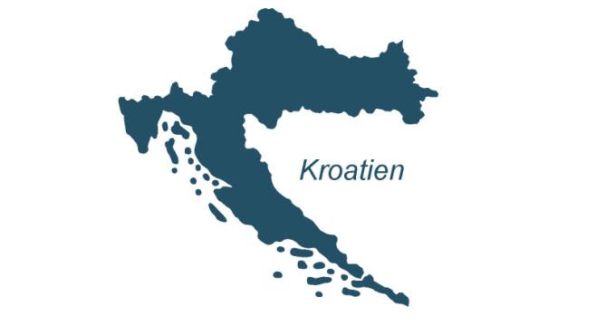 Kroatien ©kartoxjm – Fotolia.com