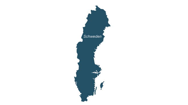 Schweden ©kartoxjm – Fotolia.com