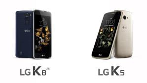 LG K8 und K5©LG